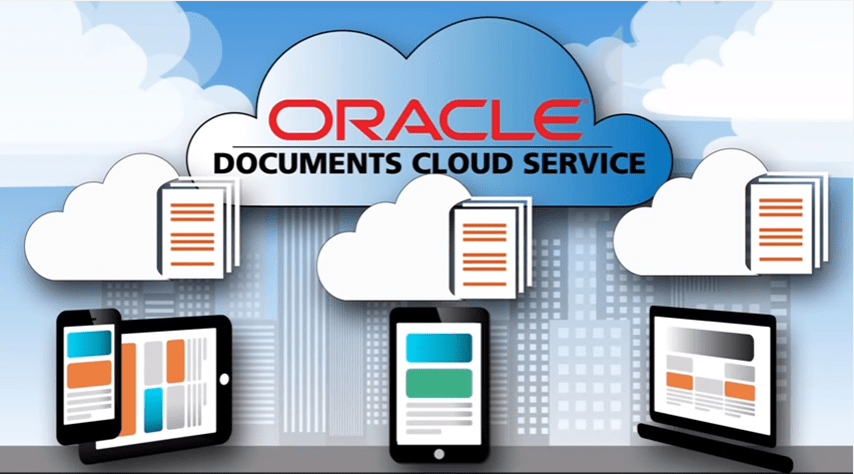 Oracle Documents Cloud Service