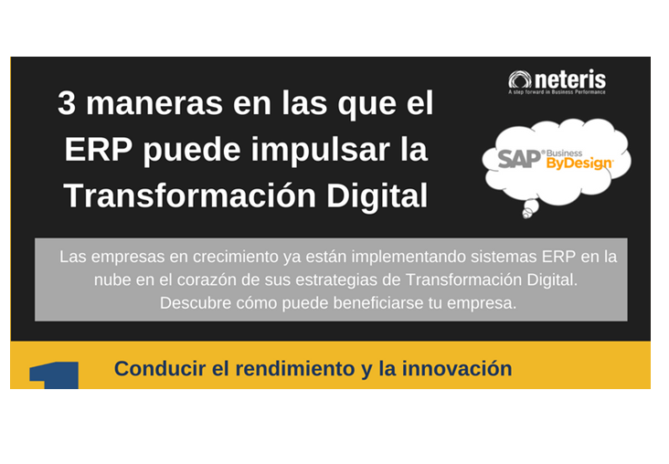 erp cloud sap infografia
