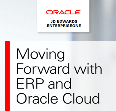 ERP JD EWARDS CLOUD