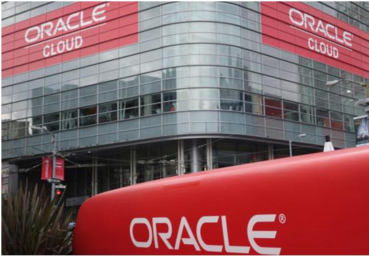 oracle cloud sede