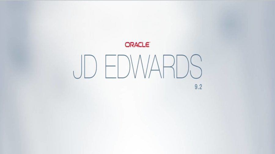 jd edwards 9.2 upgrade
