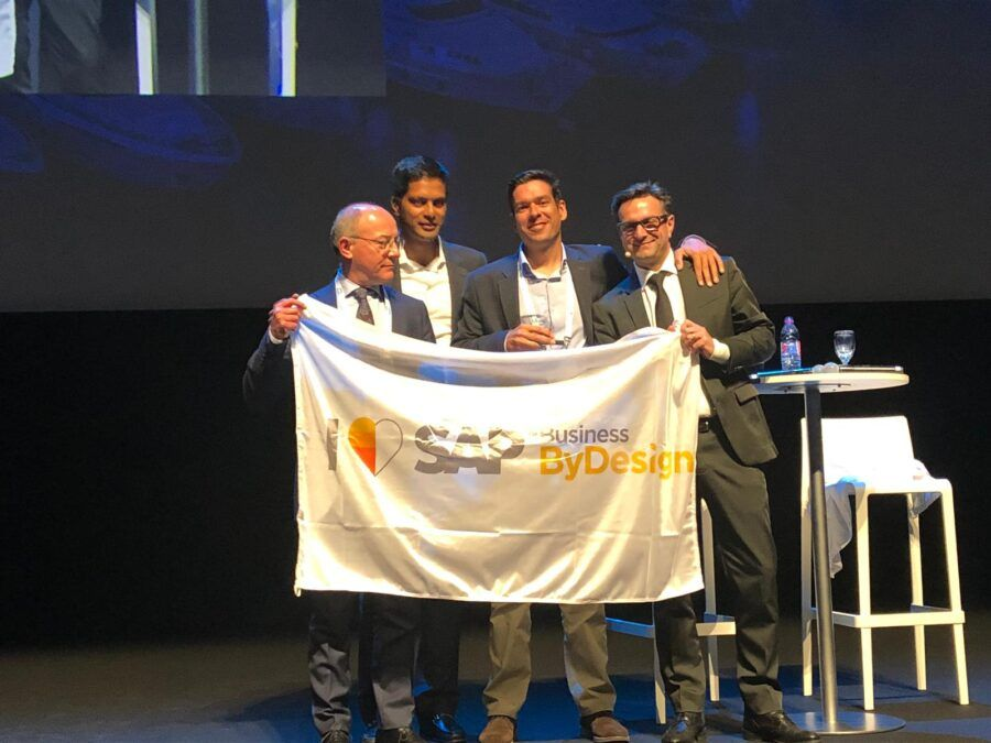 premio sap business bydesign 2018